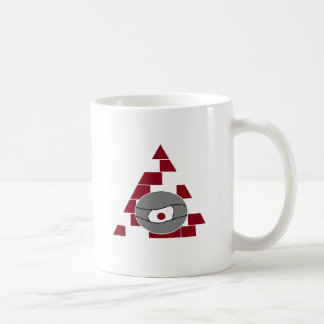 Pyramid Eye Coffee Mug