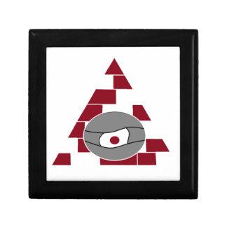 Pyramid Eye Jewelry Boxes