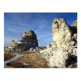 Pyramid Lake, Needles, Nevada Postcard