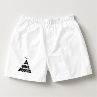 Pyramid // Men's Boxer Cotton Boxercraft Boxers