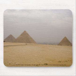 pyramid mousepad