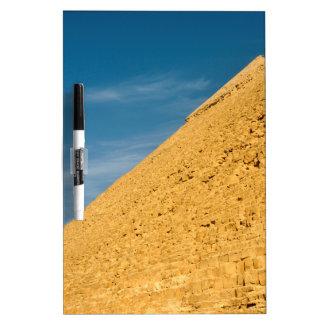 Pyramid of Khafre (Chephren), Giza Dry Erase Board