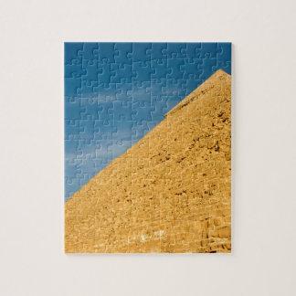 Pyramid of Khafre (Chephren), Giza Jigsaw Puzzle