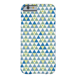 """Pyramid pattern """"UROKO """" Barely There iPhone 6 Case"""