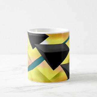 Pyramid Space Mug
