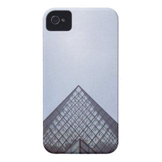 Pyramide Louvre Paris iPhone 4 Cases