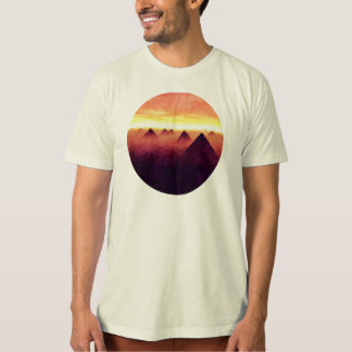 Pyramids At Sunrise T-Shirt