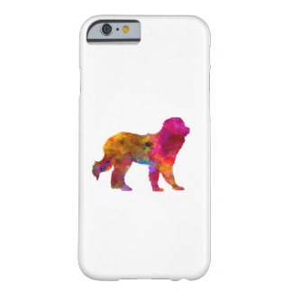 Pyrenean Mountain Dog in watercolor Barely There iPhone 6 Case