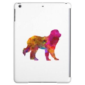 Pyrenean Mountain Dog in watercolor iPad Air Cases