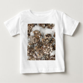 Pyrite and Quartz Baby T-Shirt