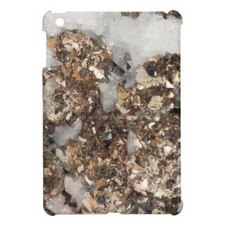 Pyrite and Quartz iPad Mini Case