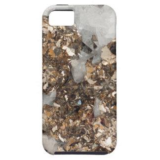 Pyrite and Quartz iPhone 5 Cover