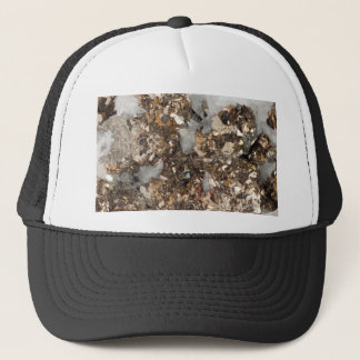 Pyrite and Quartz Trucker Hat