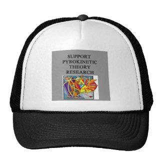 pyrokinesis physics mesh hats