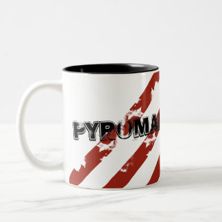 Pyromaniacs Mug (black int.)