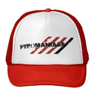 Pyromaniacs Trucker Cap (save) Trucker Hats