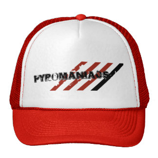 Pyromaniacs Trucker Cap (save) Trucker Hat
