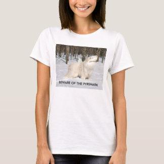 Pyrshark t-shirt