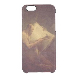 Pythagoras (6th century BC) (oil on canvas) Clear iPhone 6/6S Case