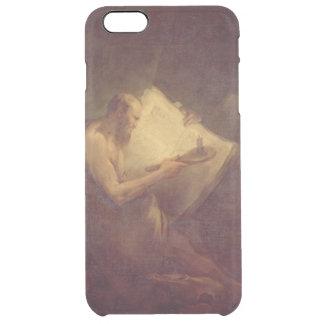 Pythagoras (6th century BC) (oil on canvas) Clear iPhone 6 Plus Case