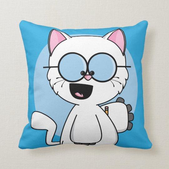 """Pythagoras Throw Pillow 16"""" x 16"""""""