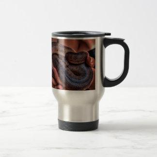 Python HDR Travel Mug
