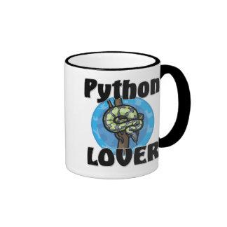 Python Lover Coffee Mugs