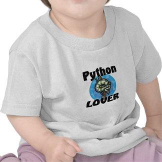 Python Lover Tee Shirt
