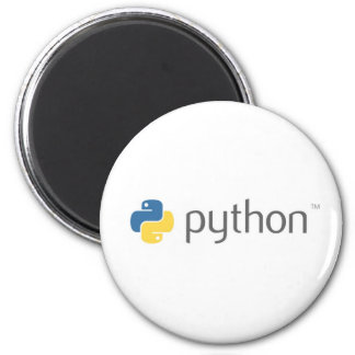 Python Programming Language Magnet