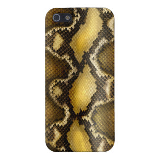 Python Snake Skin iPhone 5 Covers