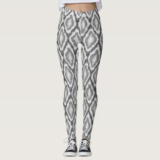 Python snake skin pattern leggings