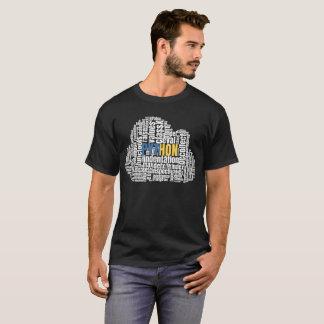 Python Wordcloud Premium T-Shirt