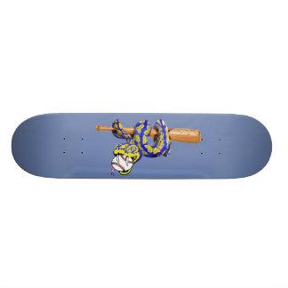 Pythons Baseball Skateboard