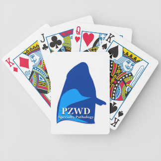 PZWD Playing Cards! Bicycle Playing Cards