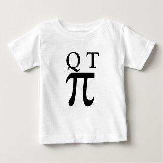 Q T Pi  aka Cutie Pie  Baby T-shirt