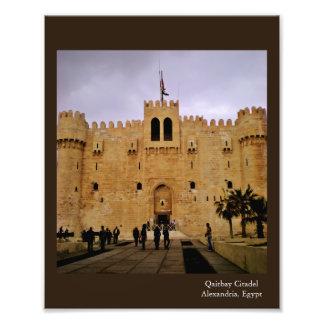 Qaitbay Citadel Art Photo