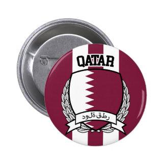 Qatar 2 Inch Round Button