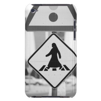 Qatar, Ad Dawhah, Doha. Arabian Pedestrian Barely There iPod Covers