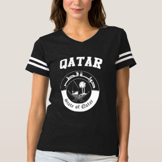 Qatar Coat of Arms T-shirt