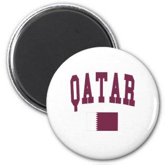 Qatar College Style Magnet