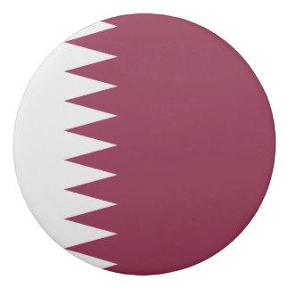Qatar Flag Eraser