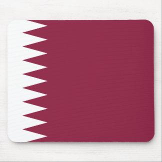 Qatar Flag Mouse Pad