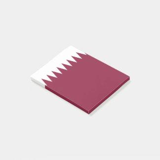 Qatar Flag Post-it Notes