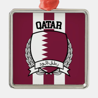 Qatar Metal Ornament