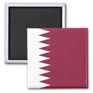 Qatar National World Flag Magnet