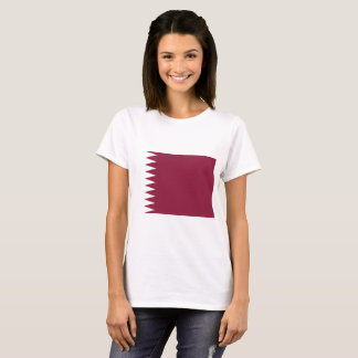 Qatar National World Flag T-Shirt