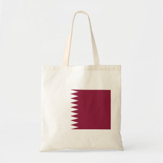 Qatar National World Flag Tote Bag