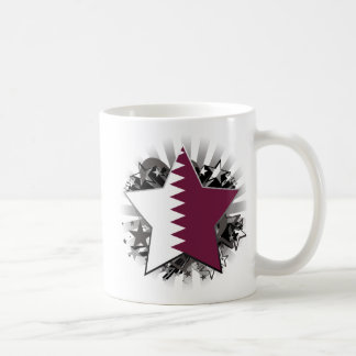 Qatar Star Coffee Mug