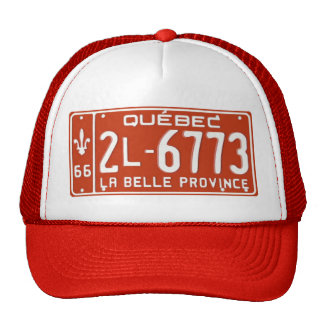 QC66 TRUCKER HAT