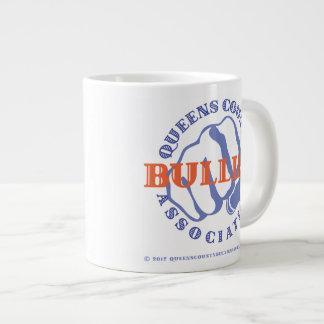 "QCBA ""Only I Can Sip It"" Jumbo Mug + Double Logo 1"